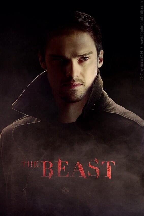 Beauty And The Beast CW Season 3 Campaign
