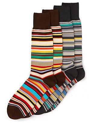 paul smith striped socks Time to get new socks MR. Murphy