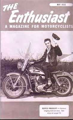 The Early Harley-Davidson Motorcycle