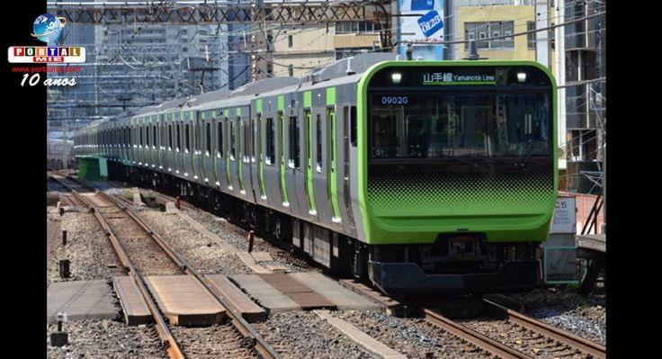 Câmeras irão vigiar os passageiros de trens no Japão