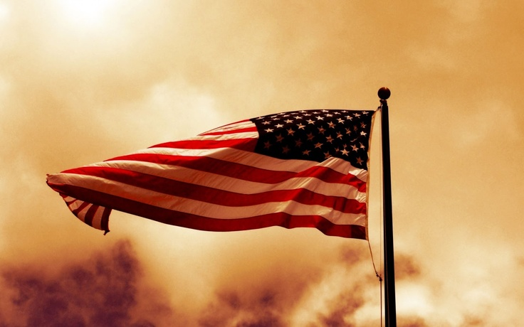 When I see the American flag rippling in the breeze against the majesty of the Rocky Mountains, a thrill of patriotism runs through my soul. How I love America and all that she offers to her citizens and the world. We must protect her against all who would destroy her as an ensign to the world of freedom, liberty, and justice. May God bless America and the efforts of her citizens to restore her. May she always remain the last best hope of the earth. ~ Candace Salima
