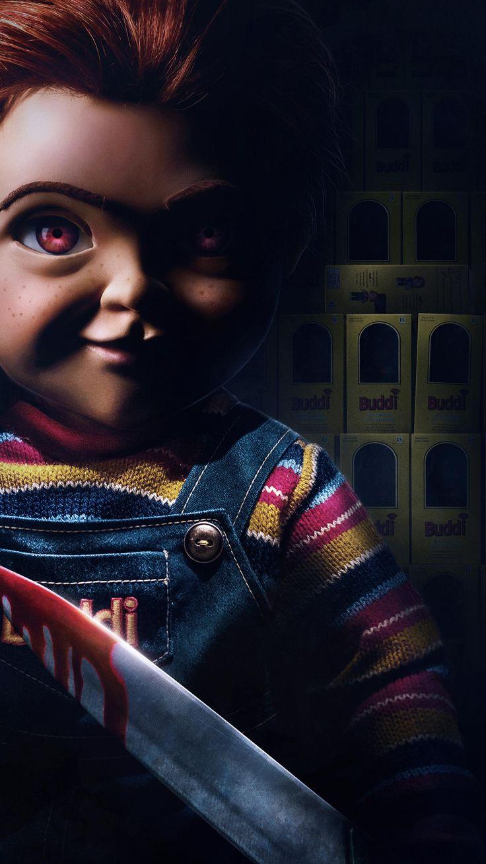 Child's Play (2019) Phone Wallpaper в 2020 г. Фильмы
