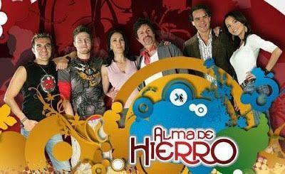 Alma de hierro es una telenovela mexicana producida por Giselle González y Roberto Gómez Fernández para Televisa en 2008 y 2009, adaptación...