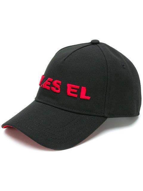 Diesel branded cap