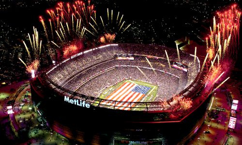NFL Hosts 'Greenest Super Bowl Ever' at MetLife Stadium
