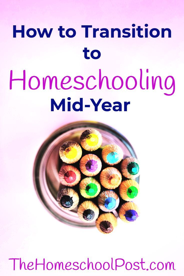 Transition from public school to homeschool | how to transition to homeschooling mid-year