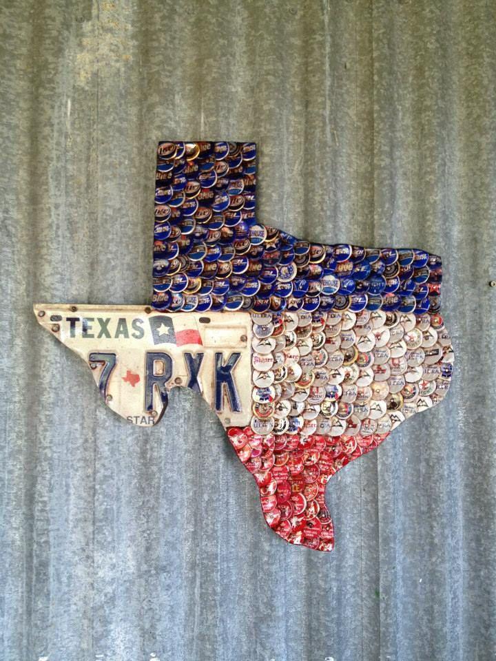 Beer Cap Texas