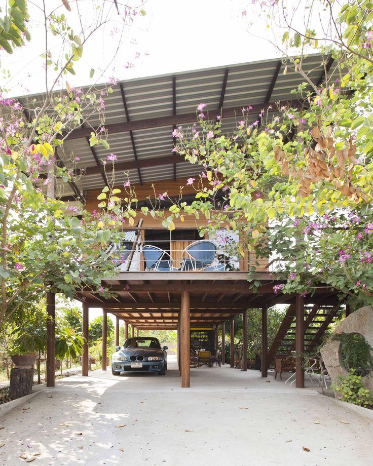 บ้านไทย my home 02 http://www.baanlaesuan.com/25586/house/thai-home-style/