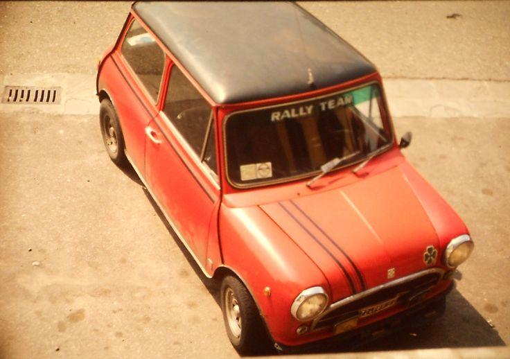 Mini Minor 1000 1980