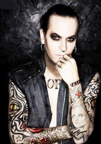 Chris Harms @Tattoo Magazine