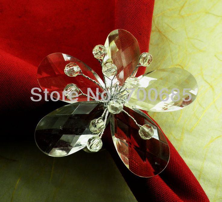 Aliexpress.com: Comprar Servilletero de boda moldeado, sostenedor de la servilleta, anillo de servilleta de decoración decoración de vacaciones de anillo aro fiable proveedores en Qingdao Quaeas Manufacture Co., Ltd.