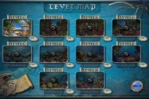 Finding hidden treasure games