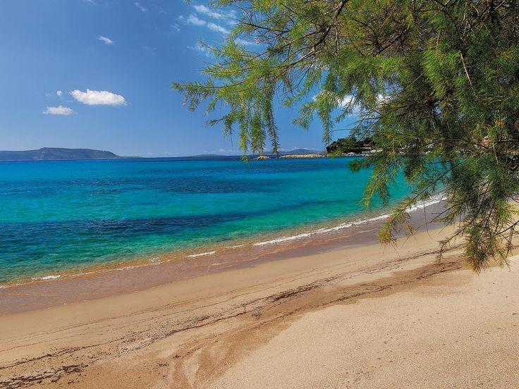 Finikounda Beach op Peloponnesos