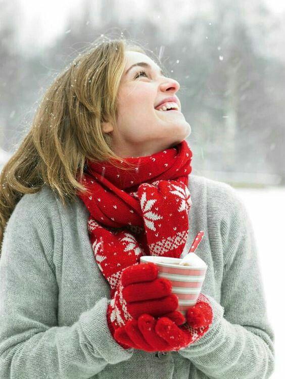 стараюсь картинки счастье снег этом обращался