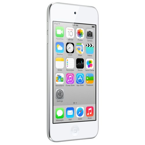 Apple 16GB iPod Touch - Silver