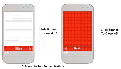 IAB Mobile Slider