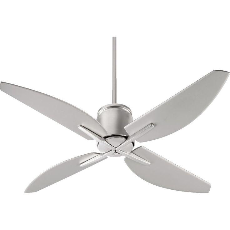 52 wide curve modern ceiling fan modern ceiling ceiling fan and three floor - Curved blade ceiling fan ...