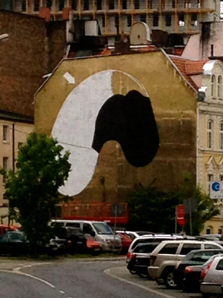 mural powstaje