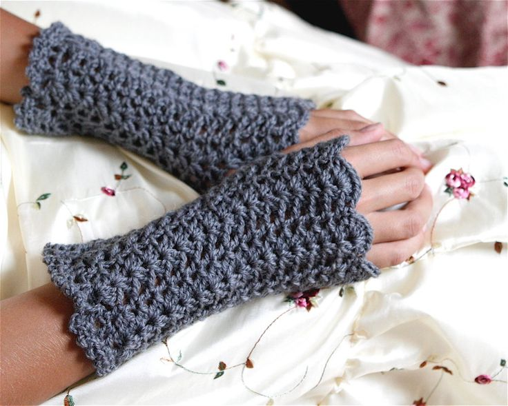 152 Best Crochet Scarves Gloves Boot Cuffs Images On Pinterest