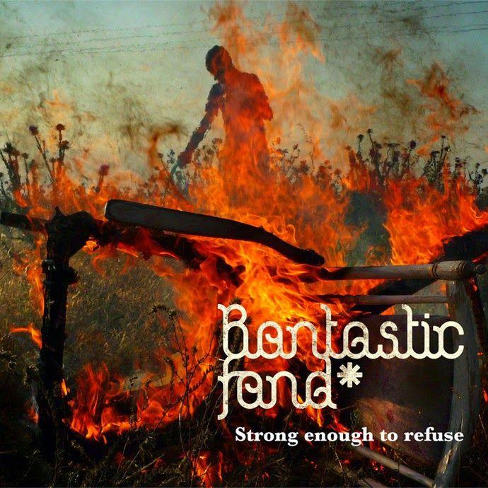 Exile SH Magazine: Bantastic Fand - Strong Enough To Refuse (2014)