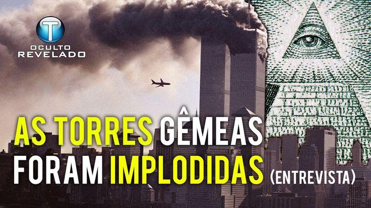 AS TORRES GÊMEAS FORAM IMPLODIDAS (Entrevista)