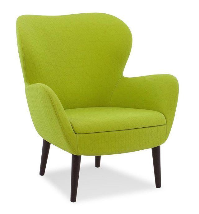 Skb 2429 Polstersessel Mit Holzgestell Polstersessel Loungesessel Lobbysessel Hoteldesign Stuhlkontor Berlin Wingback Chair Armchair Chair