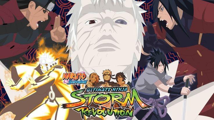 [NOUVEAUTÉ] COMMANDEZ MAINTENANT NARUTO SHIPPUDEN ULTIMATE NINJA STORM REVOLUTION - Édition Collector à 89.99€ (Livraison GRATUITE)  http://jeux-precommande.com/reservation-naruto-shippuden-ultimate-ninja-storm-revolution/