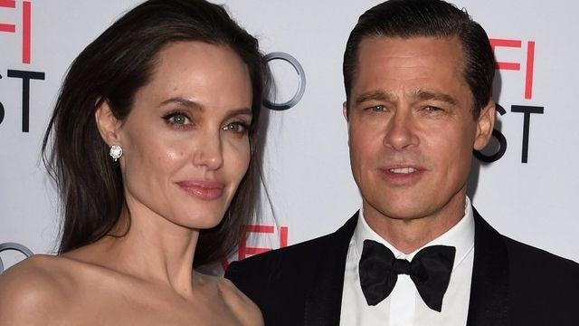 Angelina Jolie demande le divorce de Brad Pitt