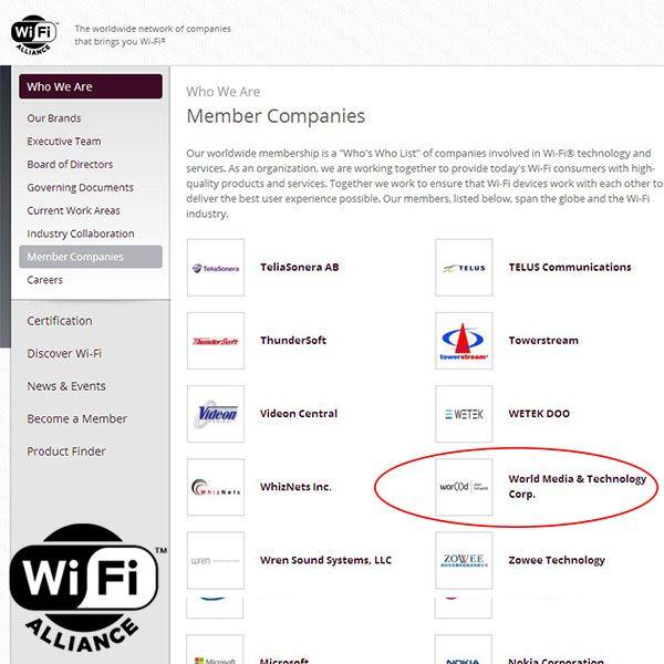 Bugün itibariyle WOR(l)D Global Network ürünleri Wi-Fi Sertifikalı logosunu kullanabilir, ve bu da 5GHz mCell projesinin dayanıklılığını ve geçerliliğinin saygın bir götergesidir. (http://www.wi-fi.org/who-we-are/member-companies)    Wor(l)d   sizin ağınız  Geleceğe dokunun...   www.twitter.com/worldgnturkiye www.instagram.com/worldgnturkiye www.facebook.com/worldgnturkey    #WorldGN #mCell5G #5G #Teknoloji #Telekomünikasyon #GiyilebilirTeknoloji #SmartPhone #android #YenilenebilirEnerji
