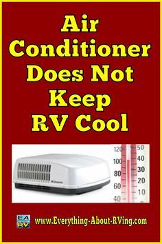 Best 25 Rv Air Conditioner Ideas On Pinterest Ice Air