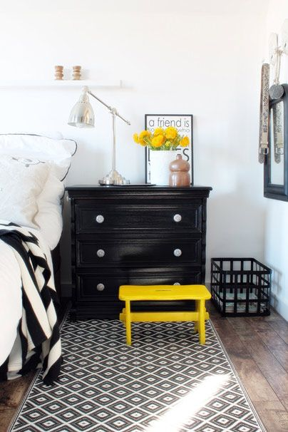 Die Farbe der Sonne: Wohnen mit Gelb - Roombeez
