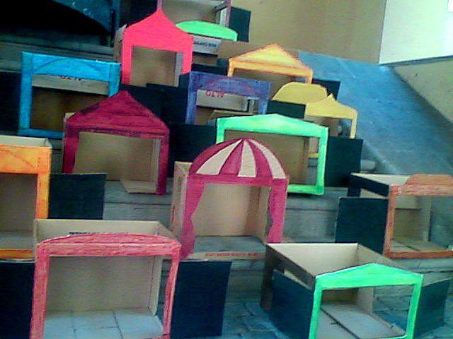 Teatrini di carta teatro di figura 2 teatrini di carta storie raccontare storie personaggi di carta laboratorio di costruzione cartone bambini