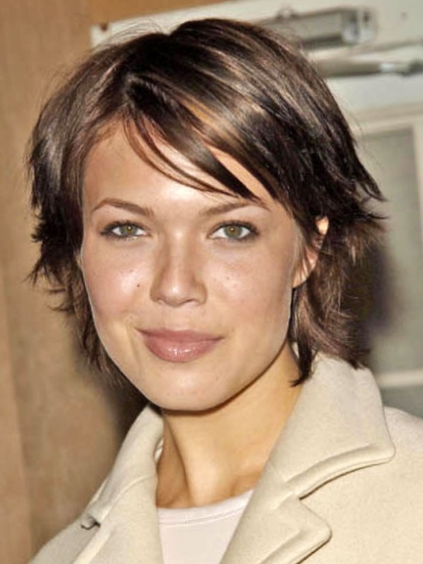 Mandy Moore Short Hairstyles | Best Hairstyles Collections