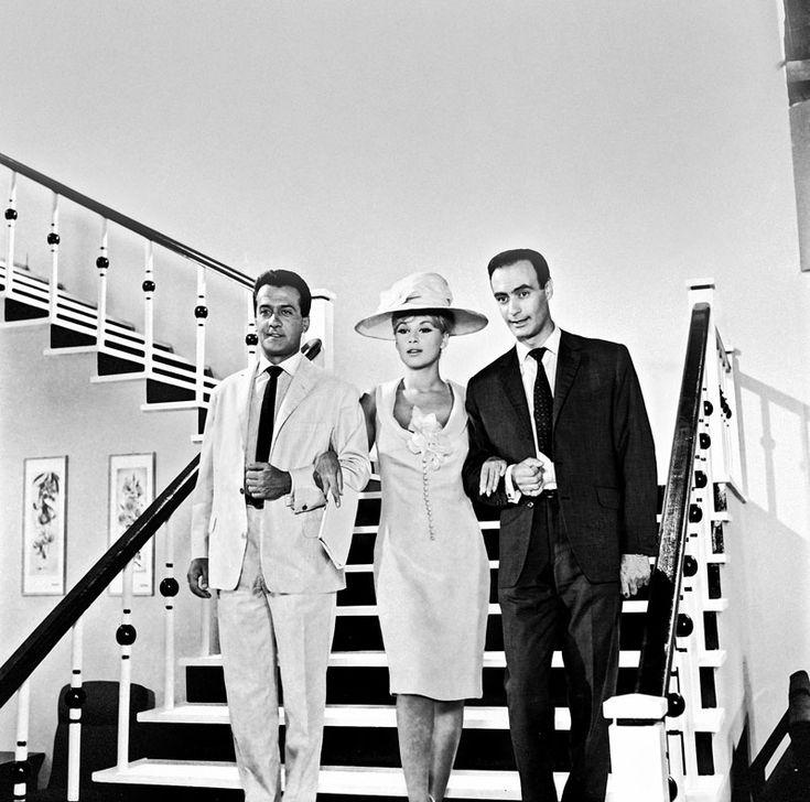 Finos Film - Photo Gallery Ταινίας: 'Το Δόλωμα' (1964)