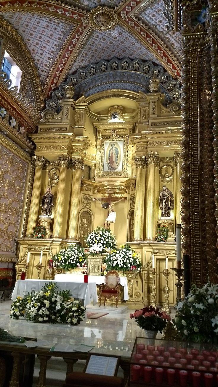 Santuario de Guadalupe Más conocido como Templo San Diego En #Morelia #Michoacán #México #Templos  Domingo 22 Octubre 2017 #efrain2cgracia #compartiendoVIDA #puroPOWER