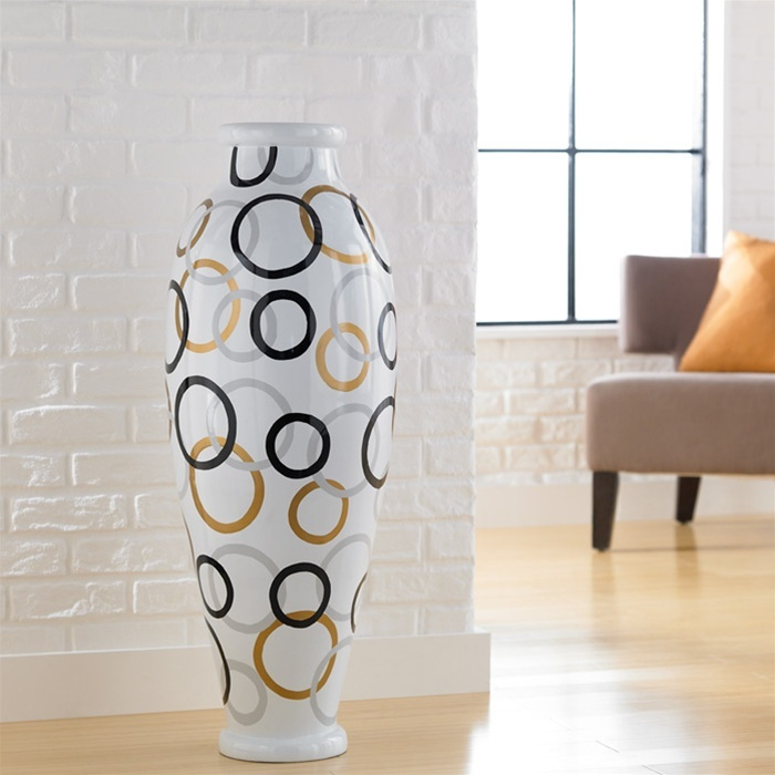 48 best Decor Vases images on Pinterest Floor vases Pottery