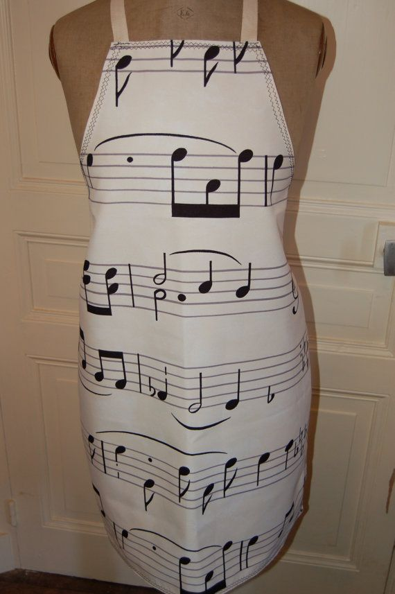 music note apron want!