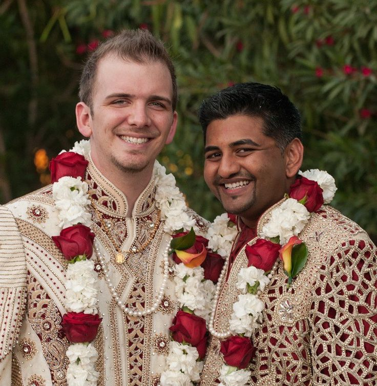 """The key to a happy gay shaadi, they told BuzzFeed India, is to """"surround yourselves with people who love, support, and promote you for who you are."""""""