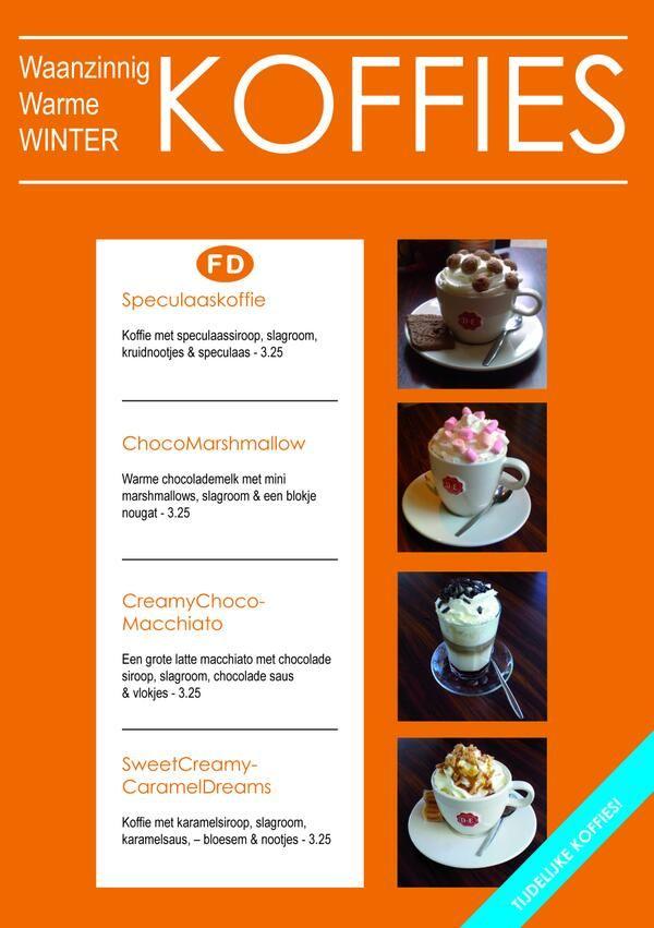 Waanzinnig Warme Winter Koffies #Speculaaskoffie #ChocoMarshmallow #CreamyChocoMacchiato #SweetCreamyCaramelDreams