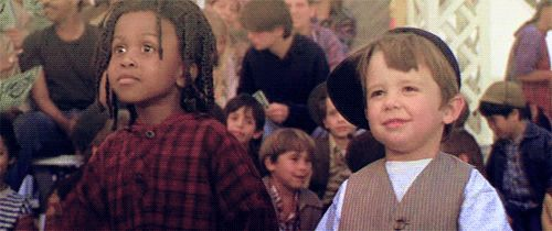 """When you did the """"secret handshakes"""" from the Little Rascals 