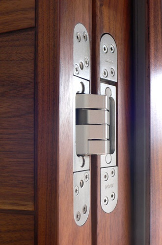Best 20 concealed door hinges ideas on pinterest flush - Hidden hinges for exterior doors ...