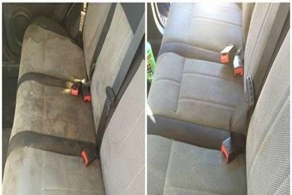 Így tisztítsd meg az autód kárpitját fillérekből, pár perc alatt, akár télen is!