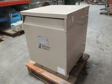 NEW Jefferson 45 kVA 460 Delta to 270Y/156 423-0001-800 Dry Type Transformer 270 (DW0514-1). See more pictures details at http://ift.tt/2vHVH0d