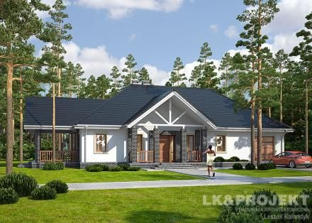 Projekty domov LK Projekt LK-989 vedúci image