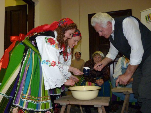 Andrzejki – feast of love divinations   read more on lamusdworski.wordpress.com