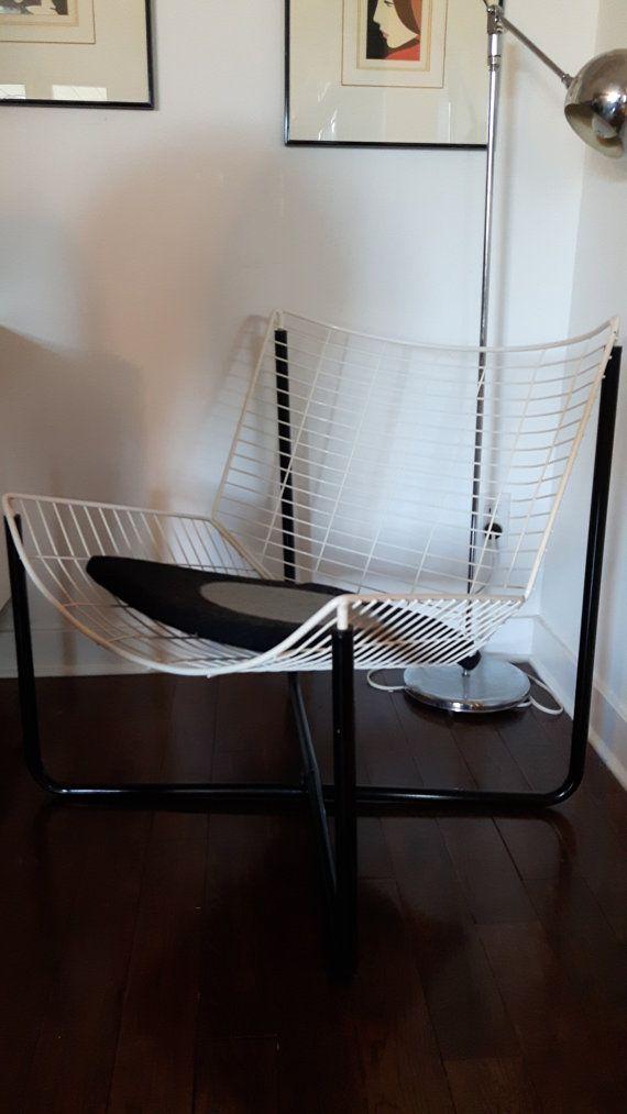 Vintage Ikea Jarpen Chair Neils Gammelgaard by VintageChicCanada