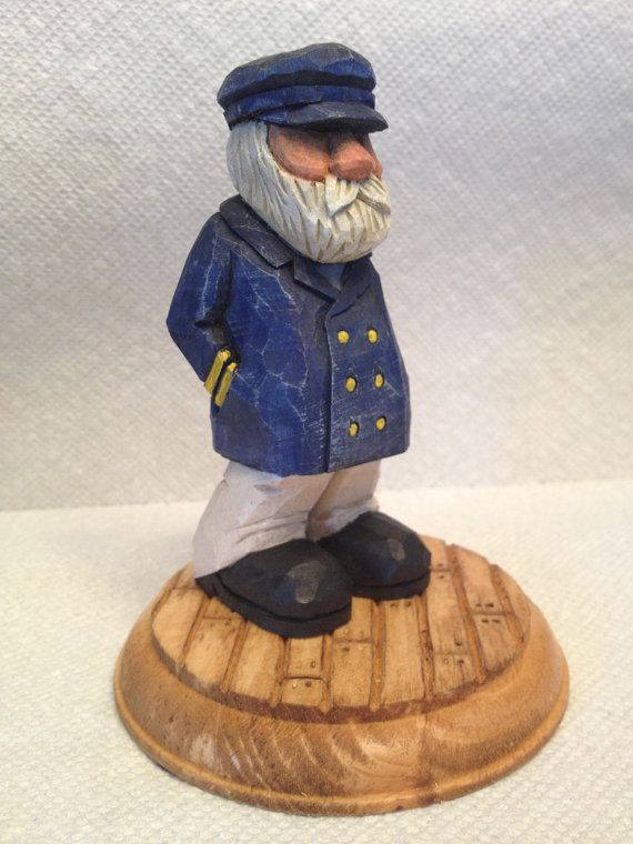 Best woodcarving fisherman images on pinterest carved