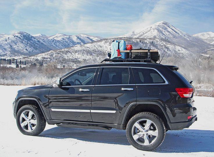 Jeep WK2 lift kit
