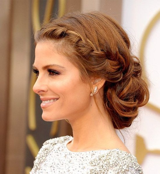 Attractive Dinner Party Hairstyles Part - 6: Plait Hairstyle Is One Of The Popular Hairstyle For All The Time.