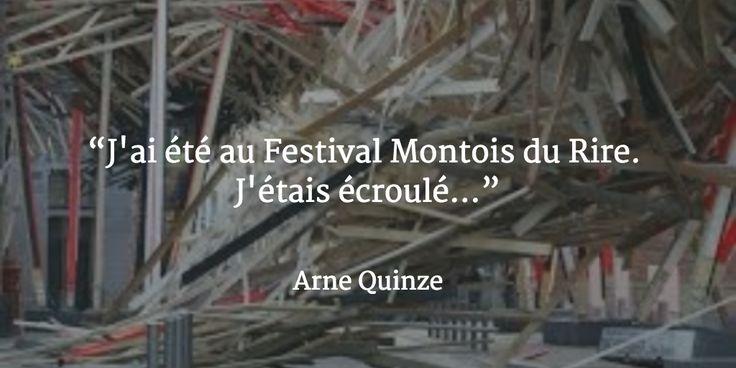 Jusqu'en 1990, le Festival International du Rire de Rochefort (FIRR) était l'unique festival d'humour en Belgique francophone. Depuis, ce ne sont pas moins de 6 nouveaux festivals qui se sont ajoutés dans le paysage. Tant mieux! Il y en a toujours un pas (trop) loin de chez vous…  Le tout premier festival d'humour Le …